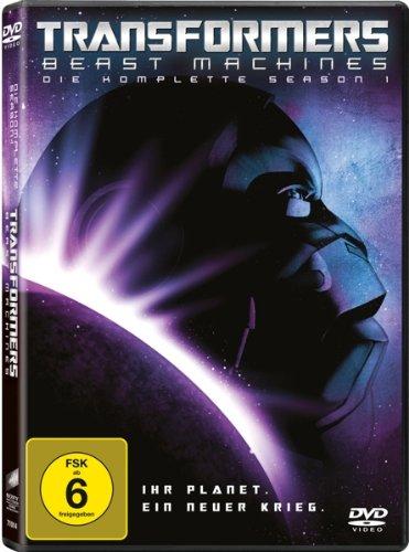 Transformers: Beast Machines - Season 1 (2 DVDs)