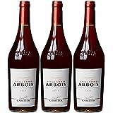 MARCEL CABELIER 676507 France Jura Vin Arbois AOP 2012 75 cl - Lot de 3