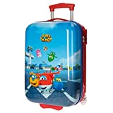 Super Wings Airport Bagage enfant, 50 cm, 26 liters, Multicolore (Multicolor)