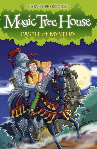 Magic Tree House 2: Castle of Mystery (English Edition)