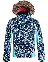 Roxy Veste de ski Fille Sequin Paradise
