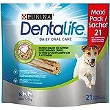 Die besten Purina Hunde-Leckereien - Purina DentaLife Snacks für kleine Hunde, 4er Pack Bewertungen