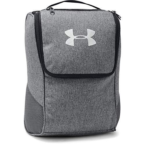 Under Armour UA Shoe Bag Zapatos, Bolsa de Deporte, Hombre, Gris (Graphite Medium...
