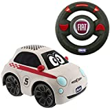 Chicco - 00007275000000 - RC Fiat 500 - Voiture Radiocommandée