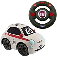 Chicco - 00007275000000 - RC Fiat 500 - Voiture Radiocommandée