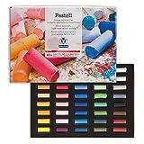 Schmincke Pastel Paintbox con 80 mezze matite