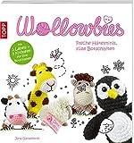 Wollowbies: Freche Häkelminis, süße Botschaften