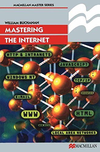 Mastering the Internet (Palgrave Master Series (Computing))