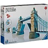 Ravensburger - Tower Bridge-London - 216 Teile 3D Puzzle-Bauwerke