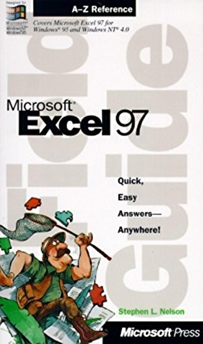 Field Guide to Microsoft Excel 97 for Windows par Stephen L. Nelson