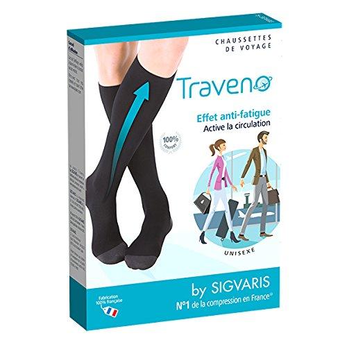 10d524c5f8 Sigvaris Traveno - Calcetines de viaje, unisex