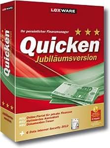 Quicken 2012 Jubiläumsversion (Version 20.00)