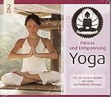 Doppel-CD * YOGA * Fitness und Entspannung * inkl. 20-seitigem Booklet mit vielen anschaulichen Übungen