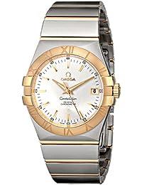 Omega 123.20.35.20.02.002 - Reloj de pulsera hombre