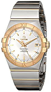 Omega Constellation Chronometer 35 mm 123.20.35.20.02.002