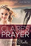 Claire's Prayer