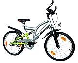 LANDER Kinderrad Full-Suspension MTB 20