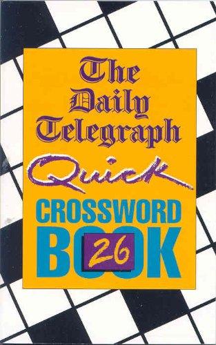 D.T. Quick Crossword Book 26: No.26
