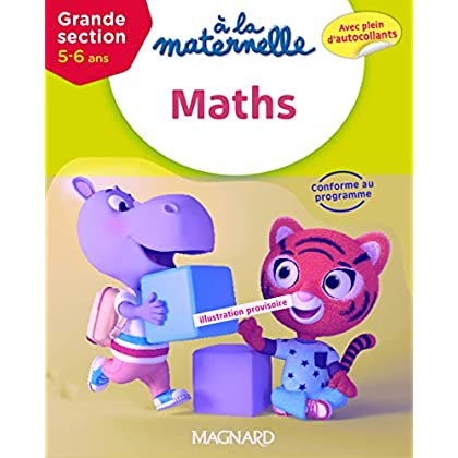 A la maternelle, Maths Grande section
