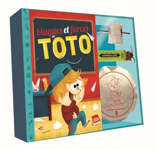 Blagues et farces Toto de Collectif (18 mars 2015) Broché