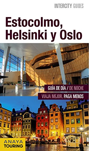 Estocolmo, Helsinki Oslo Intercity Guides - Internacional