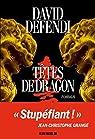 Têtes de dragon par Defendi