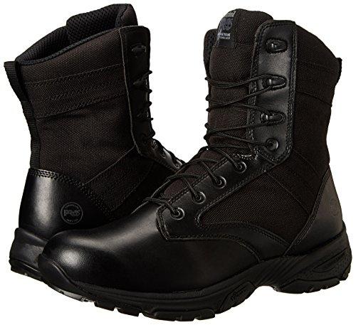 Timberland Pro Mens 8  Valor    Soft Toe Shoe  14 2E UK  Black
