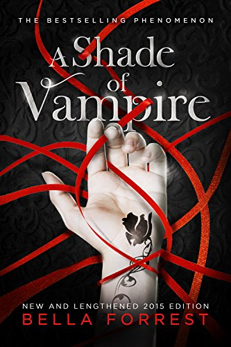 A Shade of Vampire (New & Lengthened 2015 Edition) Test