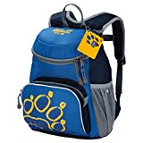 Jack Wolfskin Unisex - Kinder Rucksack Little Joe, night blue, 31 x 26 x 23 cm, 11...