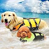 Running Pet Haustier Hunde Rettungsweste Schwimmtraining Hundeweste Schwimmweste Schwimmhilfe Life
