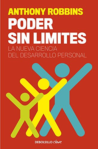 Poder sin limites / Unlimited Power par ANTHONY ROBBINS