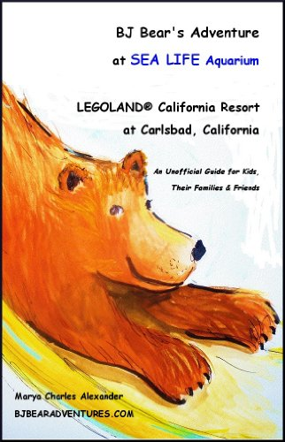 at SEA LIFE Aquarium, LEGOLAND® California Resort in Carlsbad, California: An Unofficial Guide for Kids, Their Families & Friends (BJ Bear Adventures Book 1) (English Edition) ()