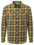Sherpa Herren Indra Shirt Oberteil, Taal, L
