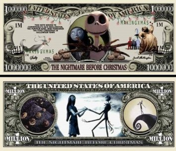 lot-of-5-nightmare-before-christmas-million-dollar-bill-by-the-cyber-mart-store