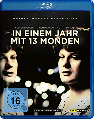 In einem Jahr mit 13 Monden [Blu-ray]