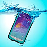 ZenNutt Note 5 Waterproof Case,Full Sealed Shock/Dust/Snow Proof Note 5 Case,Galaxy Note 5 Case Built-in Screen Protector Underwater Swimming Armor Defender Samsung Galaxy Note 5 Case with Kickstand