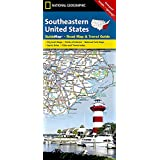 Southeastern United States Road Map & Travel Guide (National Geographic GuideMaps): NG.GM42.00620511