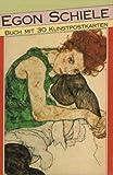 Image de Egon Schiele - Buch mit 30 Kunstpostkarten