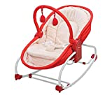 #6: LuvLap 3 in 1 Rocker Napper - with Musical vibrations - Red