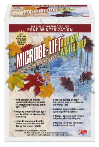 Nicht Verwenden, Lift (Microbe Lift Dispersionsfarbe für Beton Teich Microbe-Lift Autumn Winter Prep autprep)
