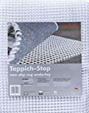 Andiamo 186018 Teppich Stopp, Anti Rutsch Gitter, Teppichunterlage, 160 x 230 cm