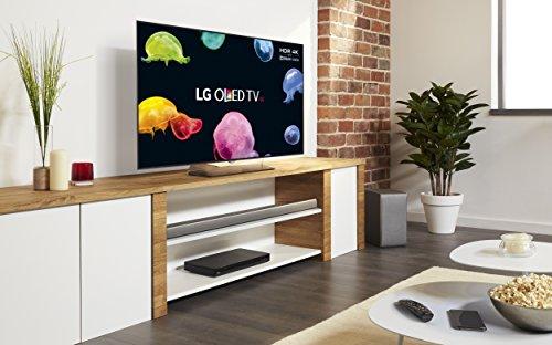 LG OLED55B6V 55 inch 4K Ultra HD OLED Flat Smart TV webOS  2016 Model  - Black