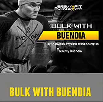 Bulk With Buendia English Edition Ebook Jeremy Buendia