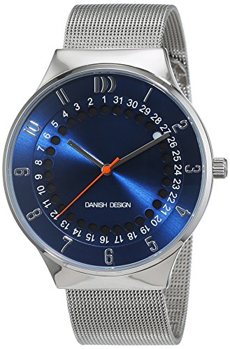 Danish Design orologio da uomo analogico al quarzo in acciaio inox 3314497