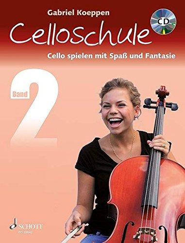 Celloschule Band 2 par Gabriel Koeppen