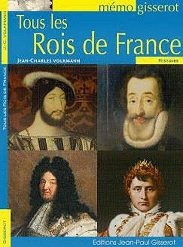 MEMO Tous les Rois de France