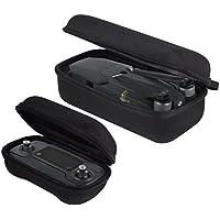 Kingwon Boitier de Transport Housse de Rangement Sac Case pour Drone DJI Mavic Pro et Télécommande Contrôle