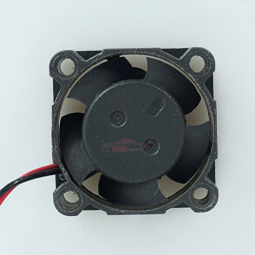 Junsi 12V 3S Dual Ball Bearing Cooling Fan 2510 Motor Heat Dissipation Strong Wind (Ball Bearing Motor Fan)