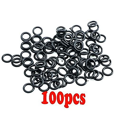 #11105() Dealing Ring Twin Cam Oil Drain Plug O-Ring Replacements Rubber for Harley/ Buell OEM by Alpha Rider