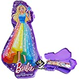 Kp Kids Favourate Dreamers Barbie PrincessesDouble Leval Stationary Holder Pen Pencil Case Box For Kids With Free Stationary For Kids Girls And Boys( Colours May Vary)
